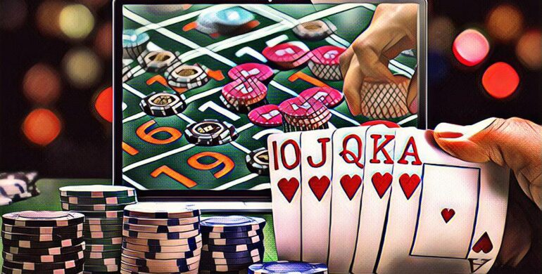 What attracts online casinos